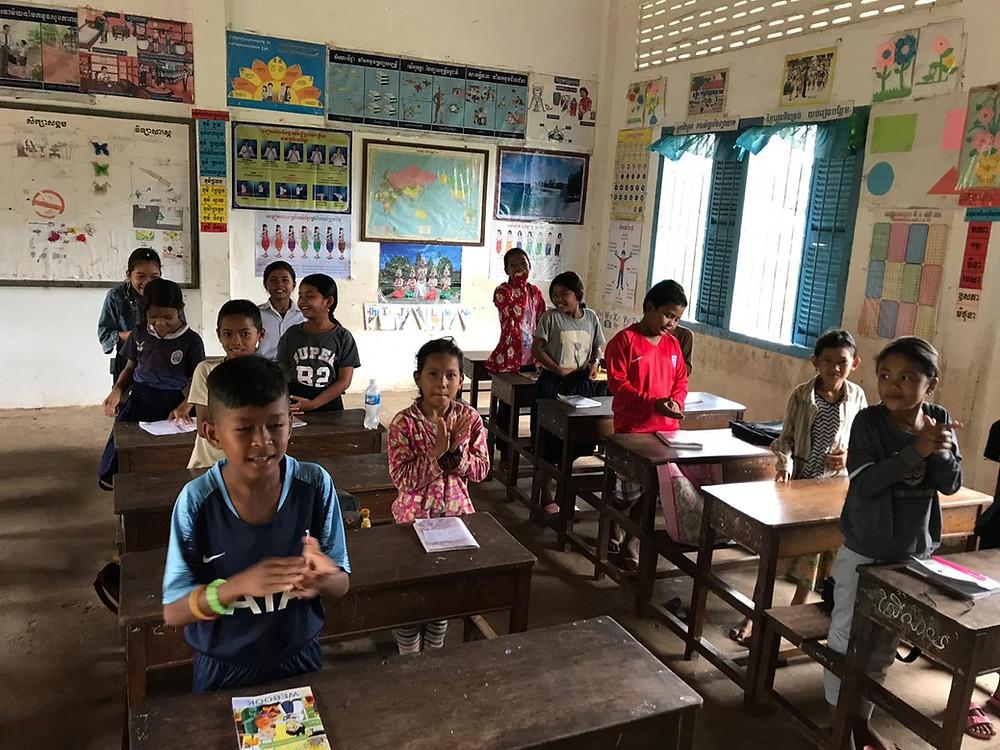TEFL course Cambodia