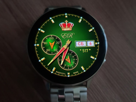 Classic Crown Watch