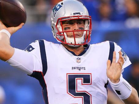 Danny Etling - The Next Great Patriots QB?
