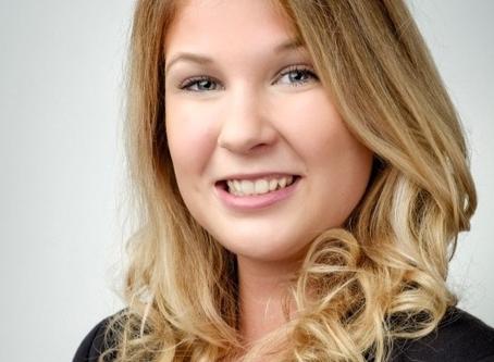 Mitarbeiter-Intro: Melissa Marahrens