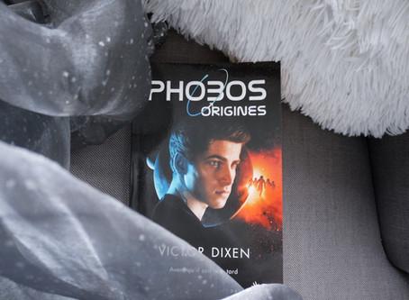 Pourquoi Phobos est la série à lire pendant le confinement ?