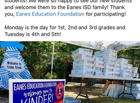 School Supplies Pick-Up
