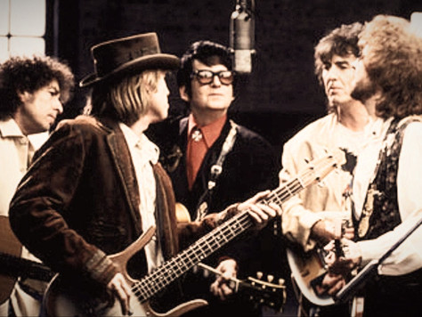 The Traveling Wilburys - Handle With Care - 1988