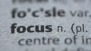 """Focus starts with """"NO""""..."""