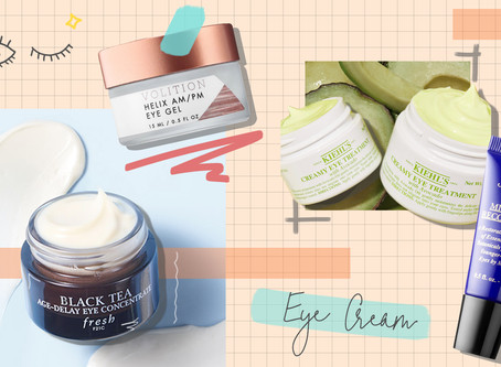 The Truth About Eye Creams & Natural Ways to Reduce Puffiness & Dark Circles