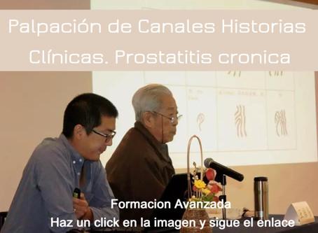 Palpación de Canales Historias Clínicas. Prostatitis cronica