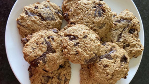 Chunky Choc Chip Oat Cookies Recipe