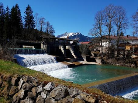 Nebelhorn im April