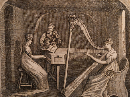 Neville Butler Challoner (1784-1851): a provisional catalogue of his published solo harp music