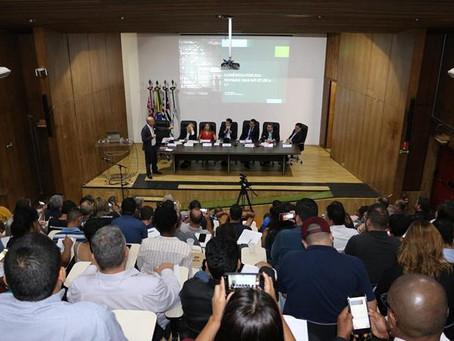 Audiência pública sobre NR-9 e PGR reúne representantes de diversos setores da sociedade