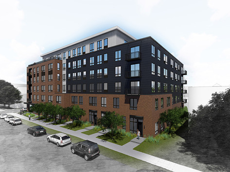 More than 240 apartment units pitched on Girard Avenue