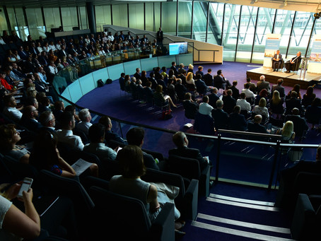 In Conversation with the Mayor of London at City Hall