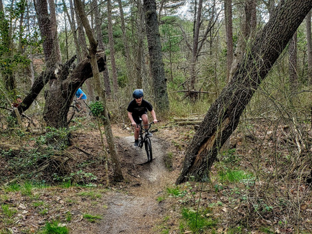 Family-Friendly Mountain Biking in South Jersey