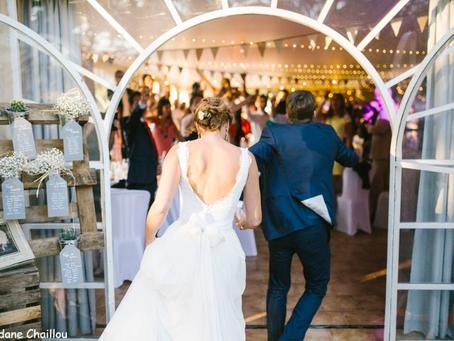 La coordination du jour J : récit d'une wedding-planner - épisode 4/4 // Il est temps de s'éclipser.