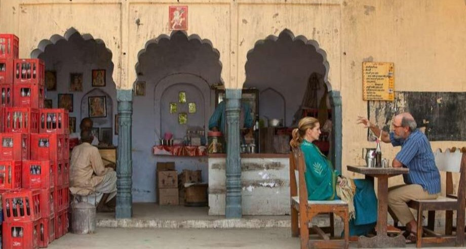 Eat, Pray, Love | Hollywood Films Shot in India | Foreign film shooting Delhi