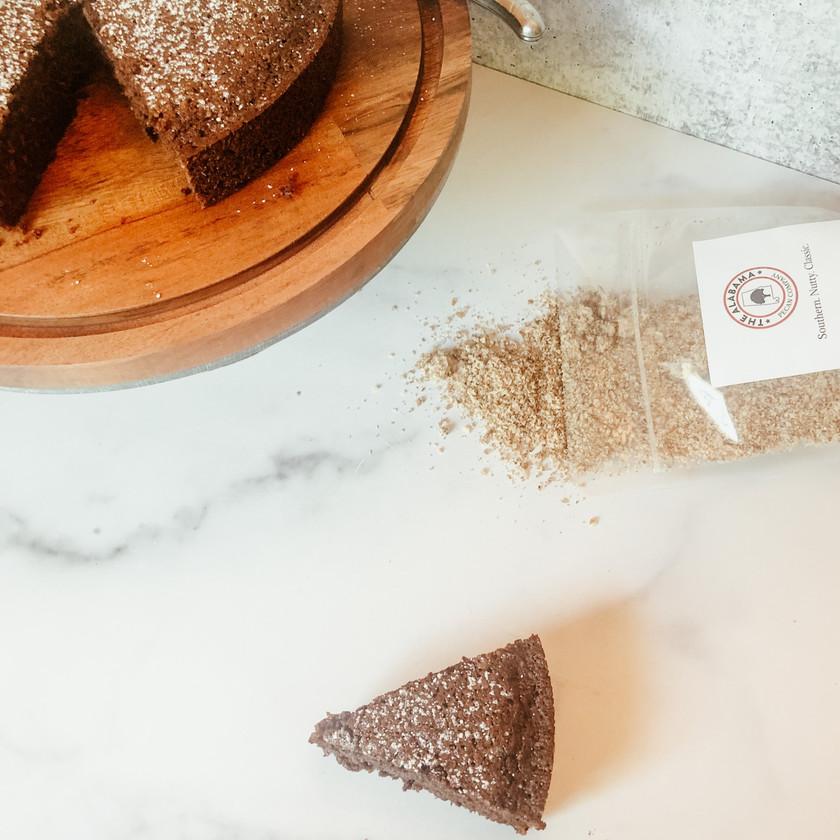 Tipsy Chocolate Cake -No Flour