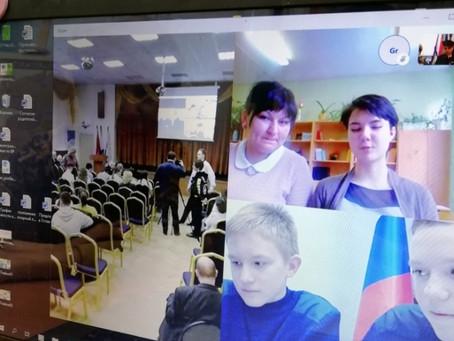 Он-лайн конференция Москва - Тургиново