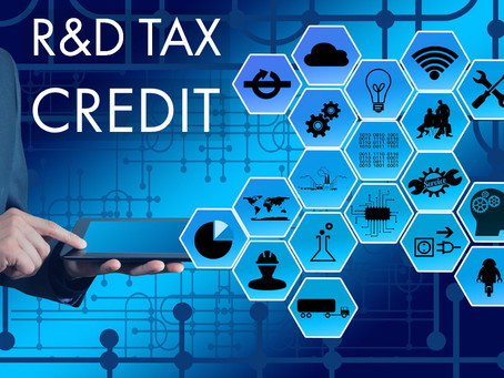 R&D Tax Credit: Don't Be Surprised... You Qualify