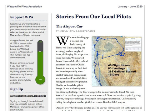 WPA Jan-June Newsletter Available to Download
