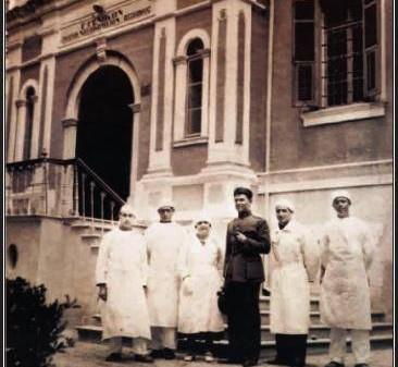 Η συνεισφορά του Υγειονομικού Σώματος κατά τους Βαλκανικούς Πολέμους(1912-1913)