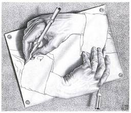 2: Drawing Hands