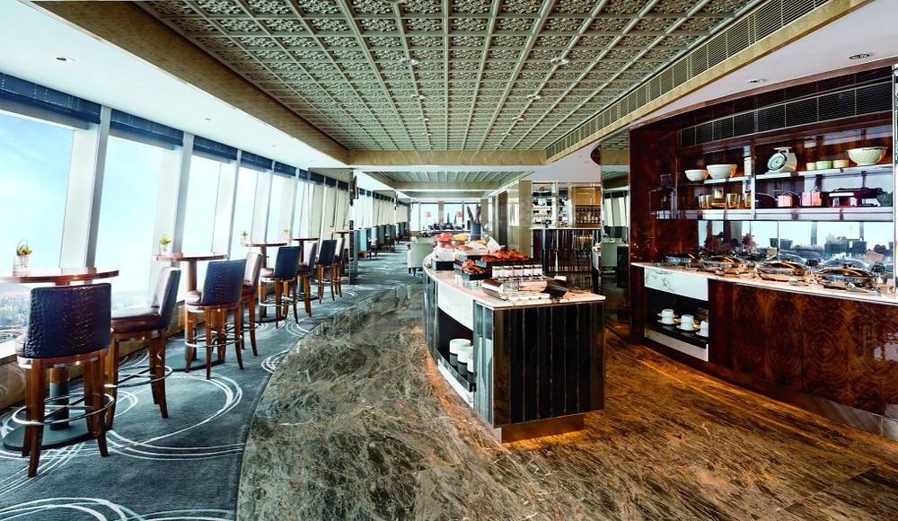 The Ritz-Carlton Club Lounge - Day Time