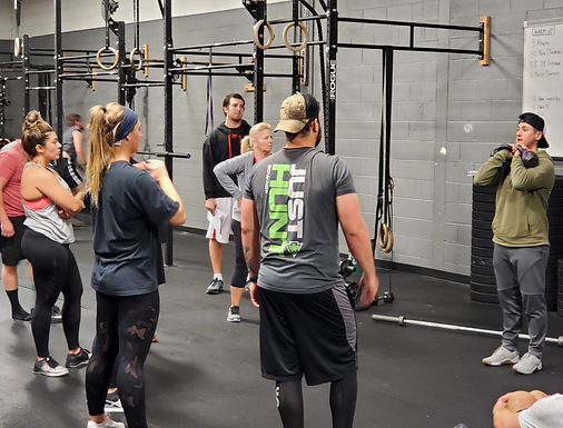 Introducing 2-on-1 Training @CFH