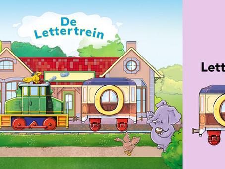 Stap in en leer de letter O