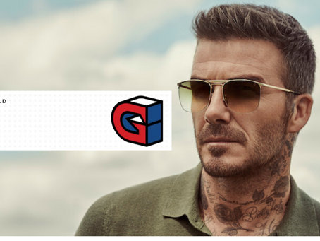 "David Beckham launches his new training academy ""Guild Esports"""