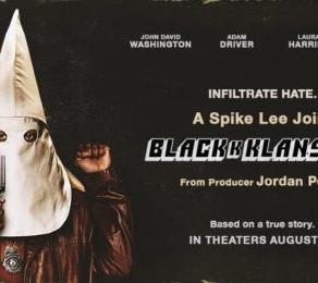 Black KkKlansman