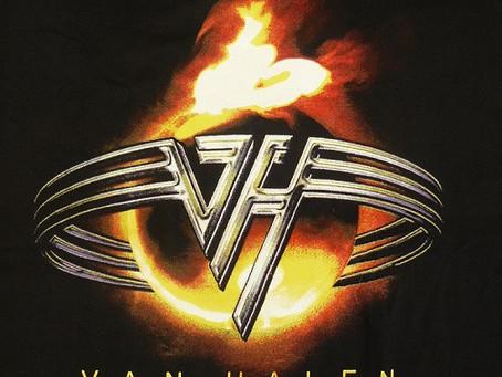 Van Halen week on The Rob Sas Rock show! (09/15 + 09/19)
