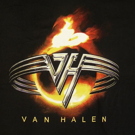 Van Halen week on The Rob Sas Rock show! (09/15 + 09/19)