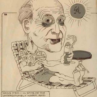 Caricature of Bill