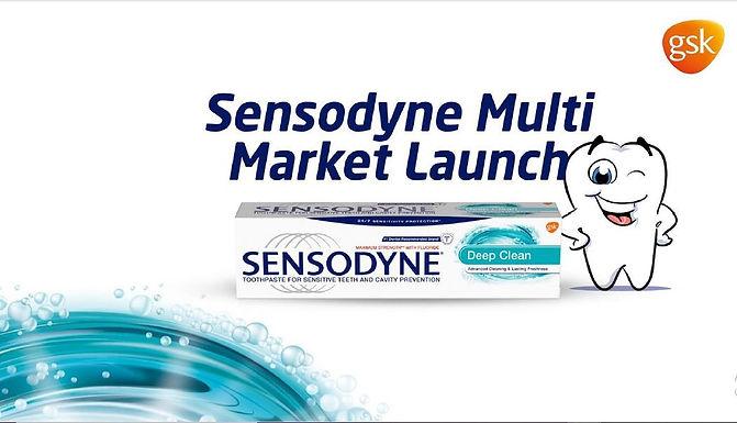 Sensodyne In-Market Trade Launch