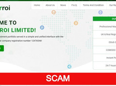 Superroi.net Review (SCAM): 1.15%-24% Hourly Payout Hyip Site