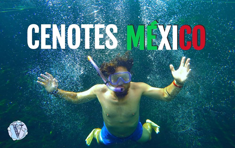 cenotes méxico