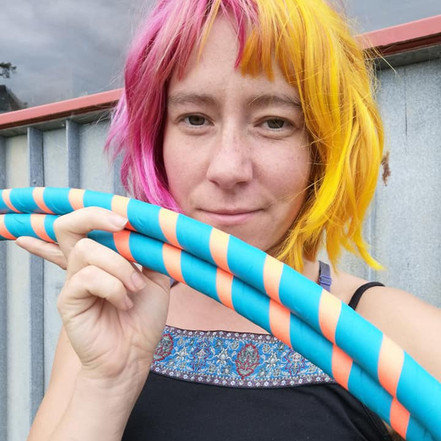 Achieving Mental Magic & Body Bliss from Hula Hoop Dance