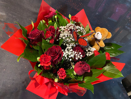 Valentines Day Flower Delivery Discount
