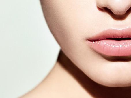 Labbra morbide con una sola passata