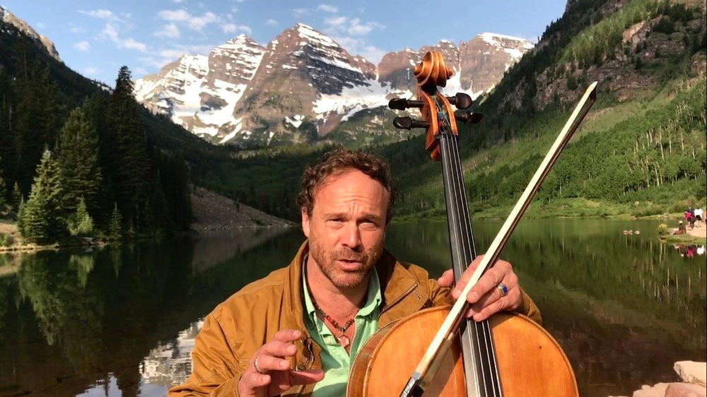 Michael Fitzpatrick - cellist