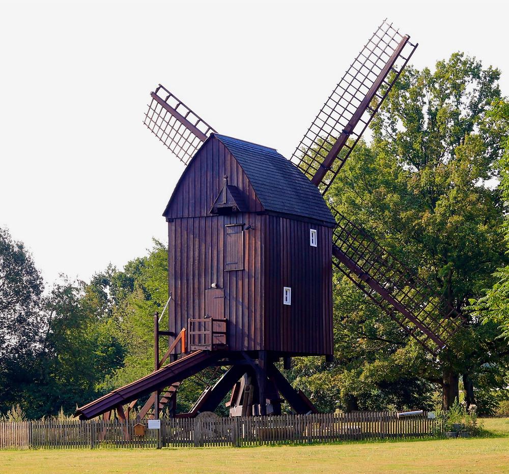 Bockwindmühle Victoria Luise
