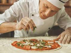 Chefs Secrets for making Pizza