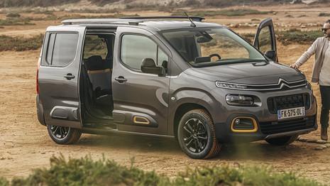 Citroën met à jour la gamme du Berlingo