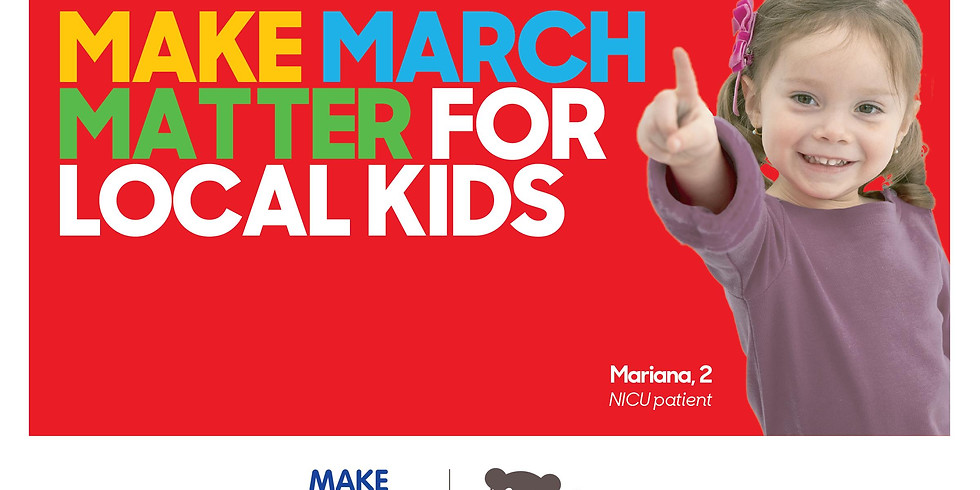 Make March Matter at Rocklands
