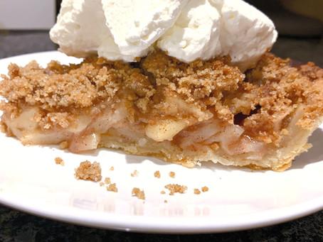 The Best Dutch Apple Pie!