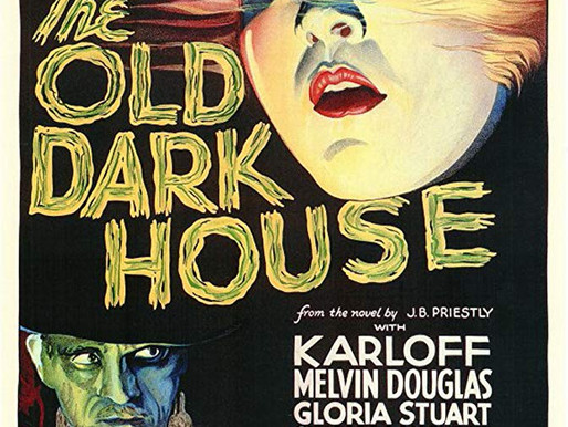 The Old Dark House review