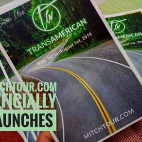 We're Launched!