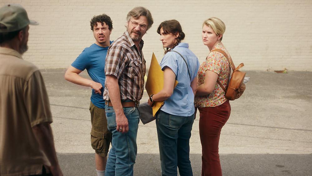 Sword of Trust film review