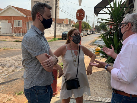 Melhorias no trânsito são solicitadas no cruzamento da Padre Duarte com Cristóvão Colombo