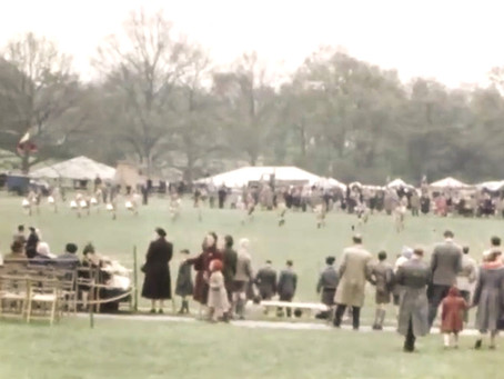 1951: Victoria Park British Legion Fete - music, parades, sporting events and gymnastic displays!